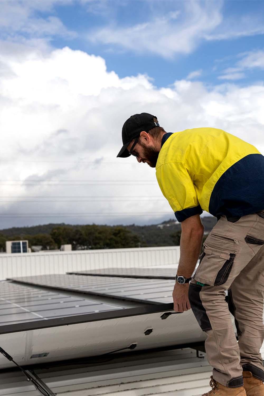 One Solar Repairs - Professional