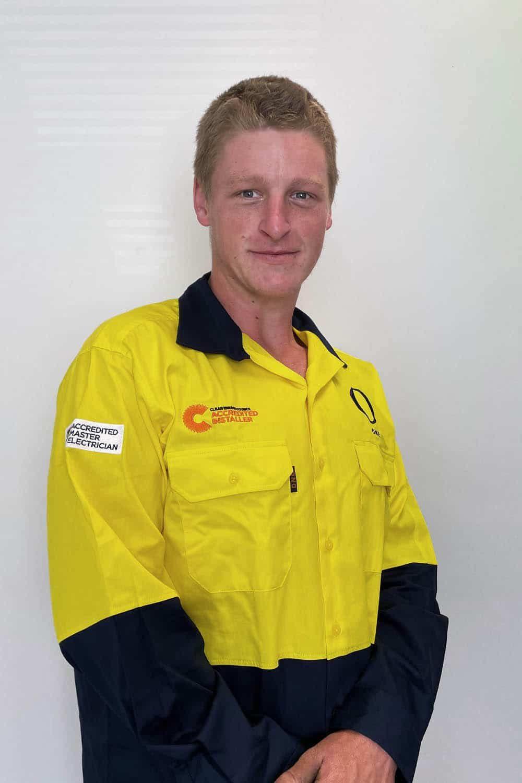 One Solar Australia Team Josh